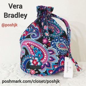 NWT Vera Bradley Ditty Bag Paisley